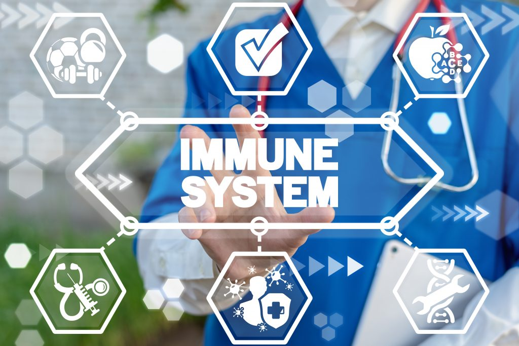 Build Up Your Immunity